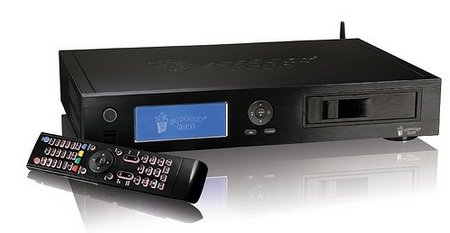 PopcornHour C-200 Network Media Player