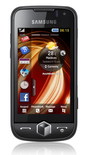 Samsung Jet Touchscreen Phone
