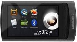 Samsung YP-R1 Portable Media Player