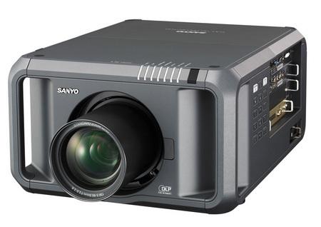 Sanyo PDG-DET100 DLP Projector