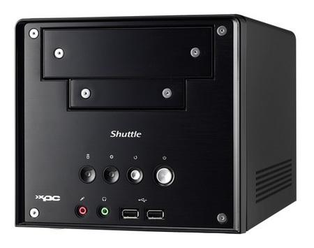 Shuttle XPC Barebone SA76G2 for AM3 CPU