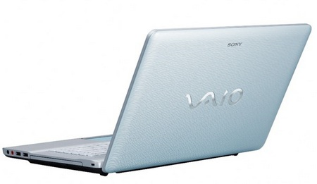 Sony VAIO NW 15.5-inch Blu-ray Notebook just $880 blue
