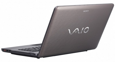Sony VAIO NW 15.5-inch Blu-ray Notebook just $880 dark brown
