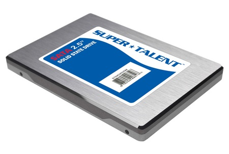 Super Talent MasterDrive SX SSD with 128MB cache