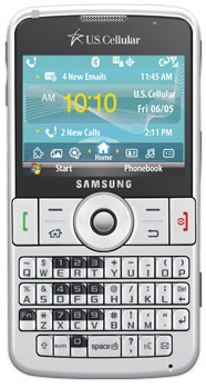 US Cellular Samsung Code i220 QWERTY Phone
