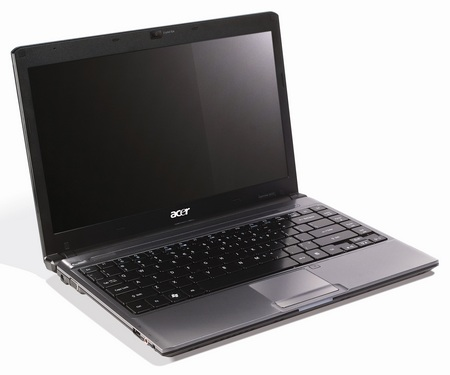 Acer Aspire Timeline Series Notebooks Hit US