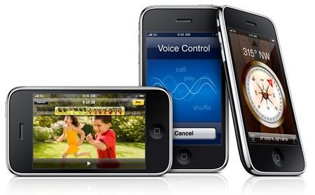 Apple iPhone 3G S smartphone
