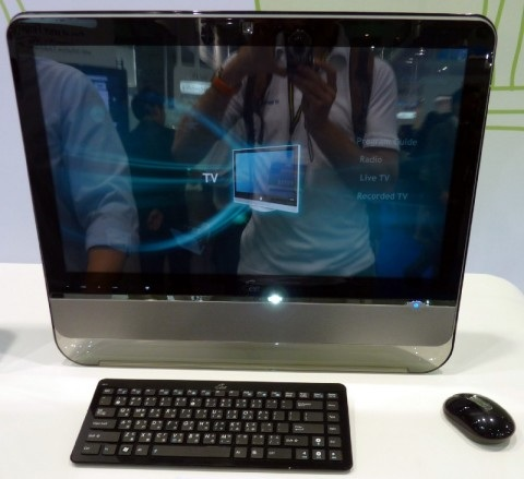 Asus Eee Top ET2203T and ET2202T All-in-one PCs