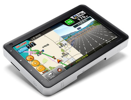 iRiver NV Classic PMP with GPS and DMB-T TV 2