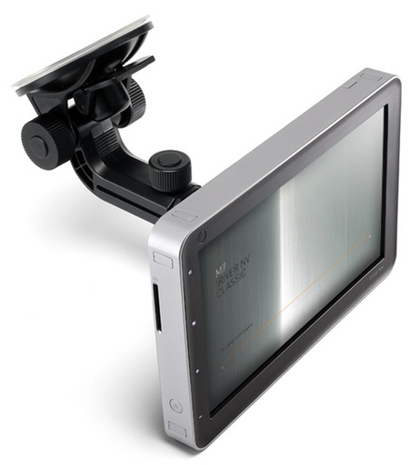 iRiver NV Classic PMP with GPS and DMB-T TV 4