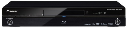 Pioneer BDP-V6000 Blu-ray Player