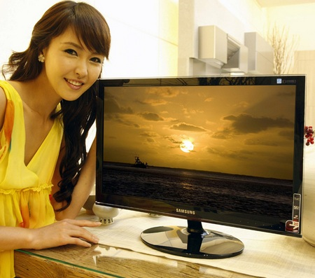 Samsung SyncMaster 50 series Full HD LCD Display