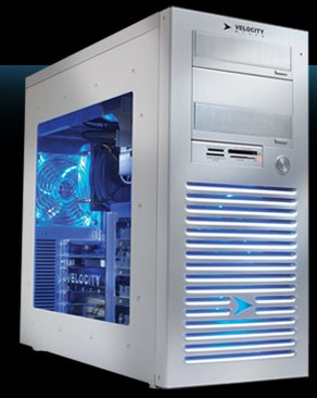 Velocity Micro Core i7-950 and i7-975 Extreme powered PCs