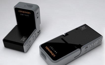 WooWee Cinemin Swivel Mini Projector
