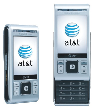 AT&T Sony Ericsson C905a cyber-shot phone