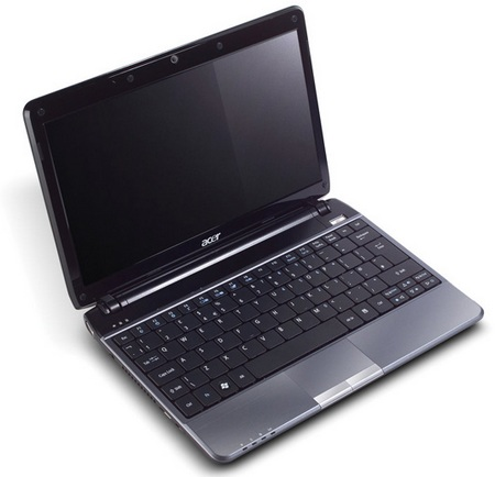 Acer Aspire Timeline 1810T Notebook black