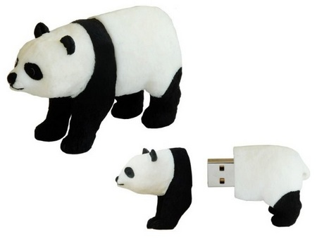 Active Media WWF Panda USB Flash Drive