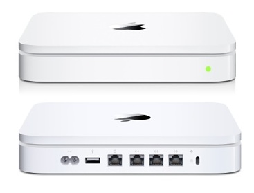 Apple Time Capsule Now with 2TB