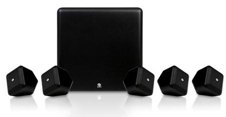 Boston Acoustics Soundware XS 5.1 Surround Speaker System