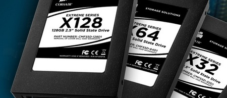 Corsair Extreme Series High-Performance SSDs