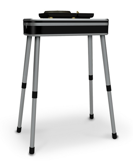 DJ Hero Renegade Edition stand