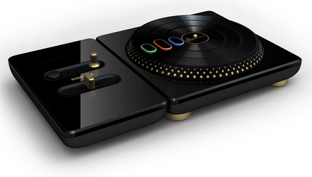 DJ Hero Renegade Edition with Turntable