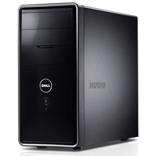 Dell Inspiron 546 AMD-powered Desktop PC