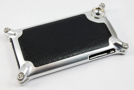 Factron Quattro for iPhone SP Case with Lens back