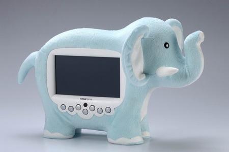 HANNSpree Animal Display elephant
