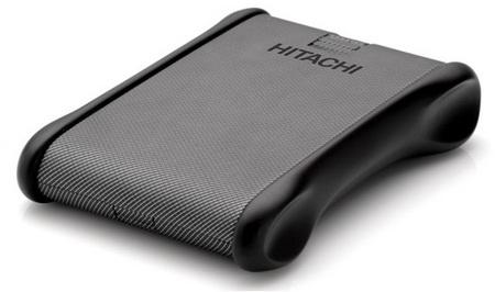 Hitachi SimpleTOUGH Portable Hard Drive