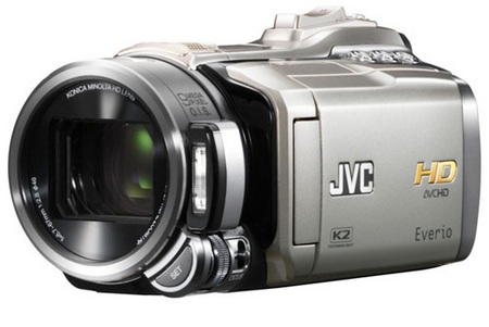 JVC Everio GZ-HM400 Full HD Camcorder