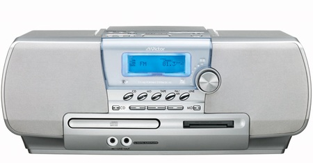 JVC Victor RC-A2 CD MD Audio System