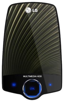 LG XF1 Multimedia Hard Drive with HDMI