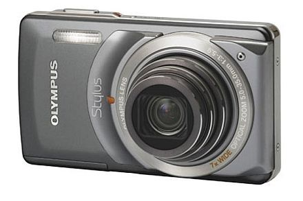 Olympus Stylus-7010 Camera with 7X Wide-angle Zoom lens