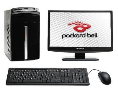 Packard Bell imedia Desktop PC