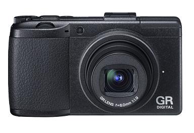 Ricoh GR Digital III Camera