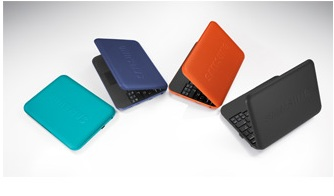 Samsung GO N310 Netbook colors