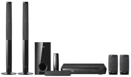 Samsung HT-BD3252 Blu-ray Home Theater System