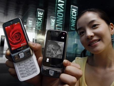 Samsung SCH-W760 Infrared Video Telephony