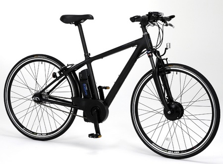 Sanyo eneloop bike CY-SPK227 electric hybird bike