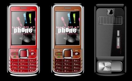 Seabright SB6309 Cigarette Lighter Phone colors