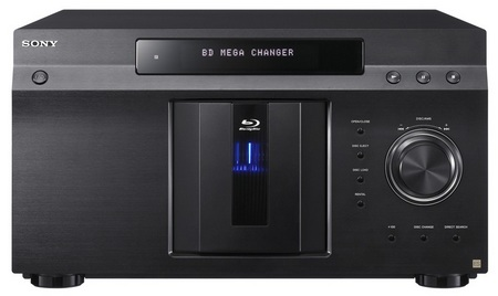 Sony BDP-CX7000ES 400-disc Blu-ray MegaChanger