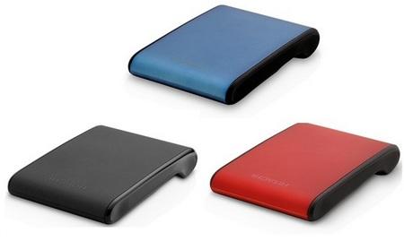 hitachi SimpleDRIVE Mini Portable Hard Drive
