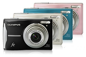 Olympus FE-46 Digital Camera