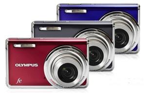 Olympus FE-5020 Digital Camera