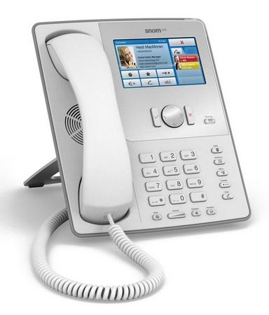 snom 870 Touchscreen VoIP Phone