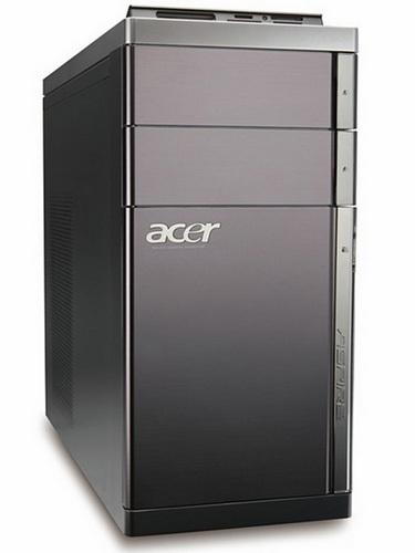 Acer Aspire M ASM5800 core 2 quad PC