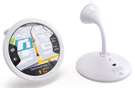 Art Lebedev Navigarius GPS Concept Design 1