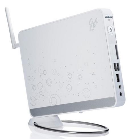 Asus Eee Box EB1012 Ion nettop HTPC White