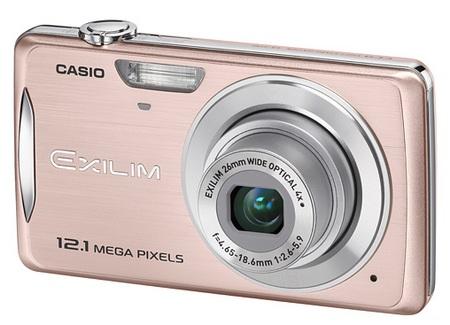Casio Exilim EX-Z280 zoom Compact Digicam pink